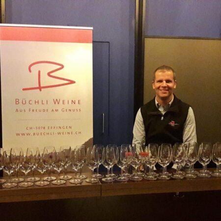 Büchli Weinbau Effingen - Rotweine